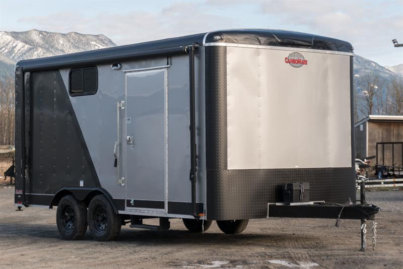 2019 Cargomate Blazer 8.5x16 Weekender