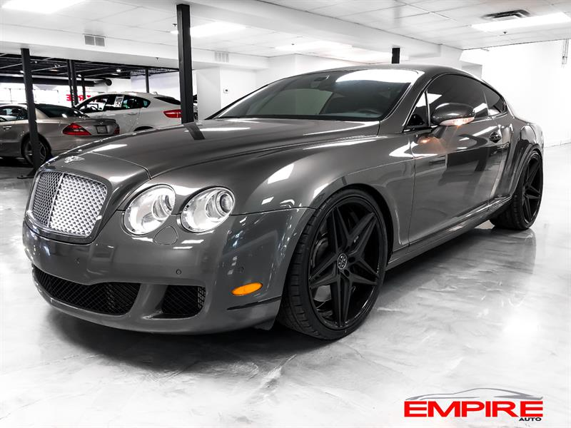 Bentley Continental GT 2008 V12 552HP COUPE AWD #A6705