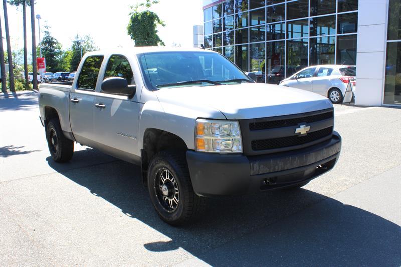 2007 Chevrolet Silverado 1500 4WD Crew Cab 143.5 #12048B