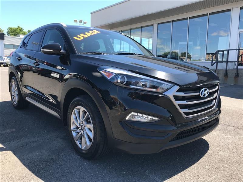 Hyundai Tucson 2017 Premium 2.0 #J1217A