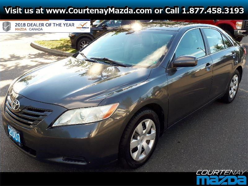2007 Toyota Camry 4-door Sedan LE 5A #18CX39742A