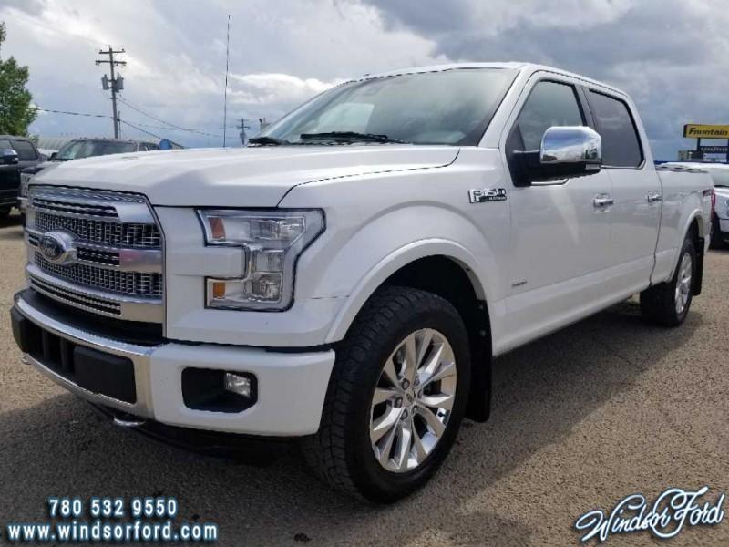 2016 Ford F-150 Platinum #RT0278A