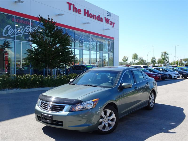 2010 Honda Accord EX #18-268A