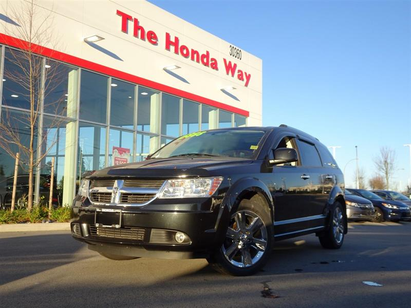 2009 Dodge Journey RT #17-958B