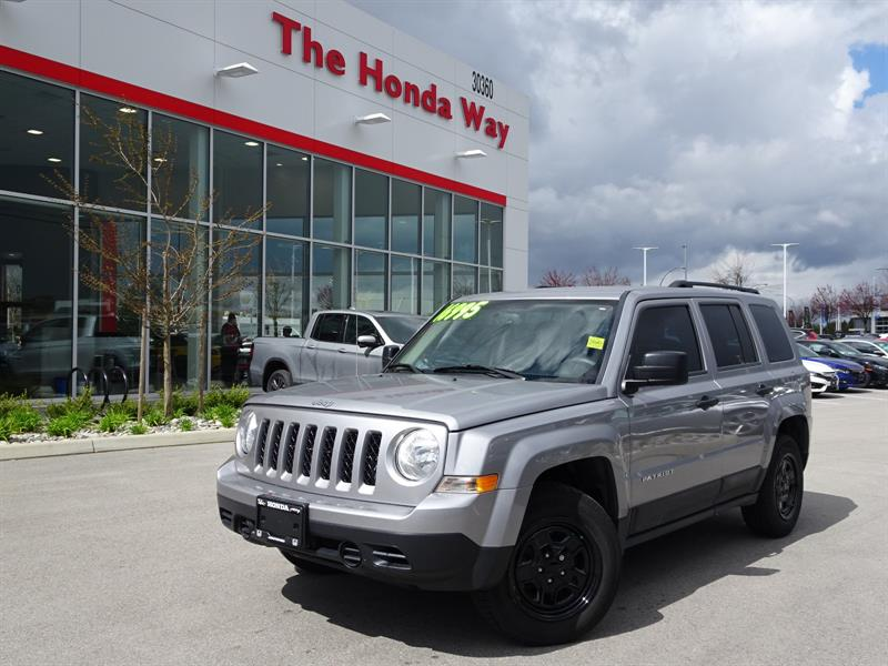 2016 Jeep Patriot Sport 2WD #18-61A