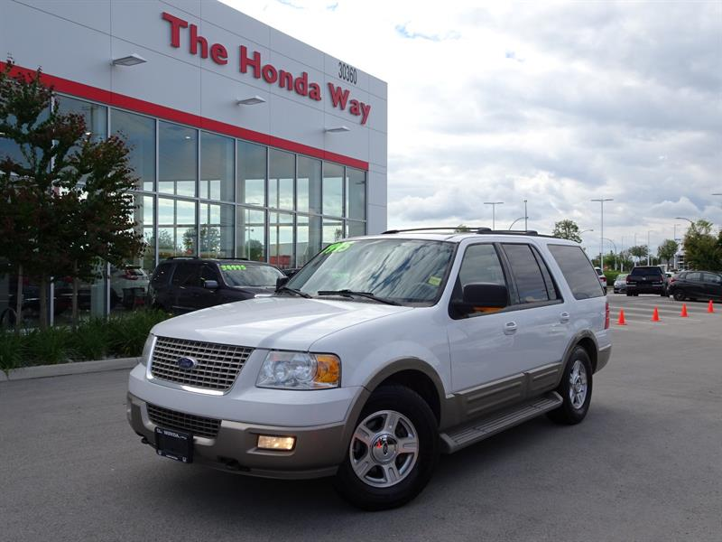 2004 Ford Expedition Eddie Bauer 5.4L 4WD #P5135A