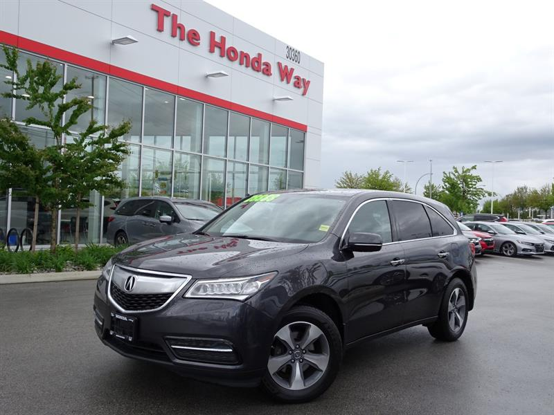 used Acura for sale in Abbotsford - The Honda Way