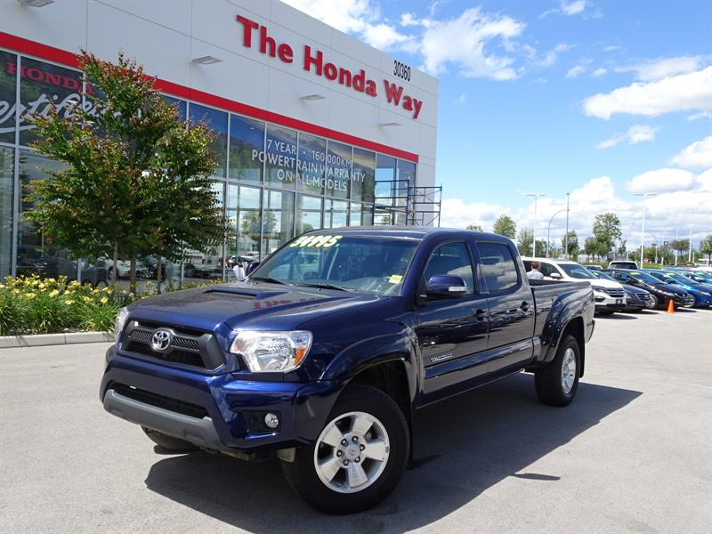 2013 Toyota Tacoma TRD SPORT LOW KM'S! WIN A $12,000 TRIP! #P5171