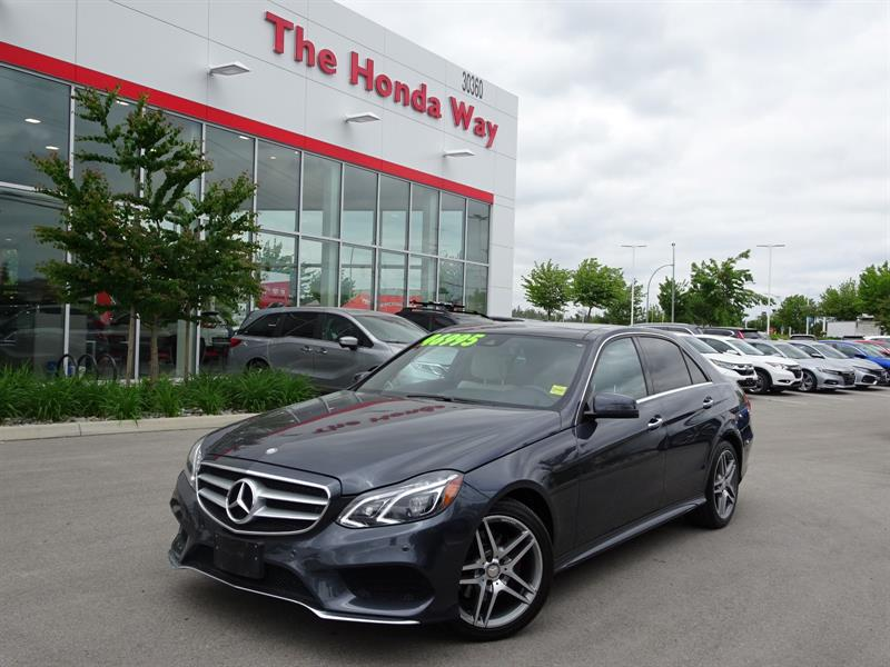 2016 Mercedes-Benz E400 E400 Luxury 4MATIC #17-977B