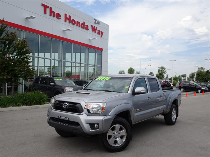 2015 Toyota Tacoma Double Cab Long Bed V6 5AT 4WD #18-711A