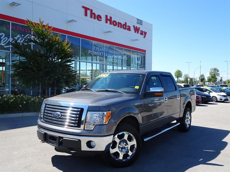 2011 Ford F-150 XLT SuperCrew 6.5-ft. Bed 4WD #18-740A