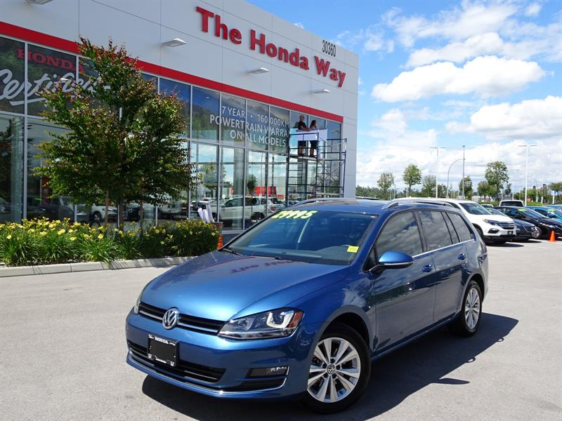 2016 Volkswagen Golf S - LOW KMS!! #17-938B