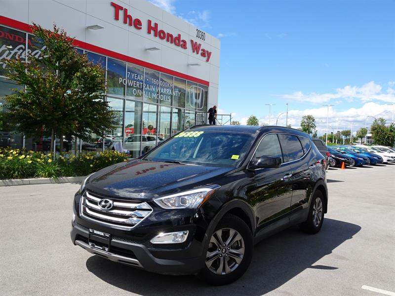 2015 Hyundai Santa Fe Sport 2.0T AWD - LOW KMS!! #P5199