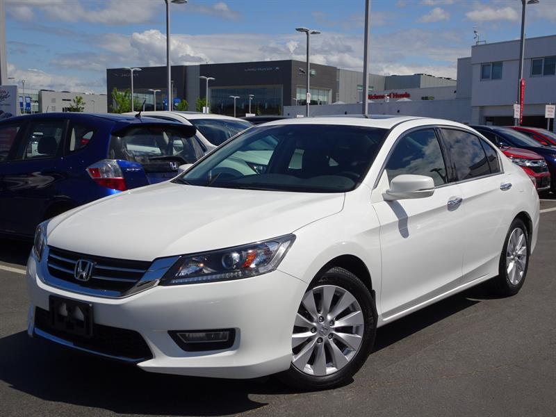 2013 Honda Accord Sedan EX-L V6 AT! Honda Certified Extended Warrant #B12289