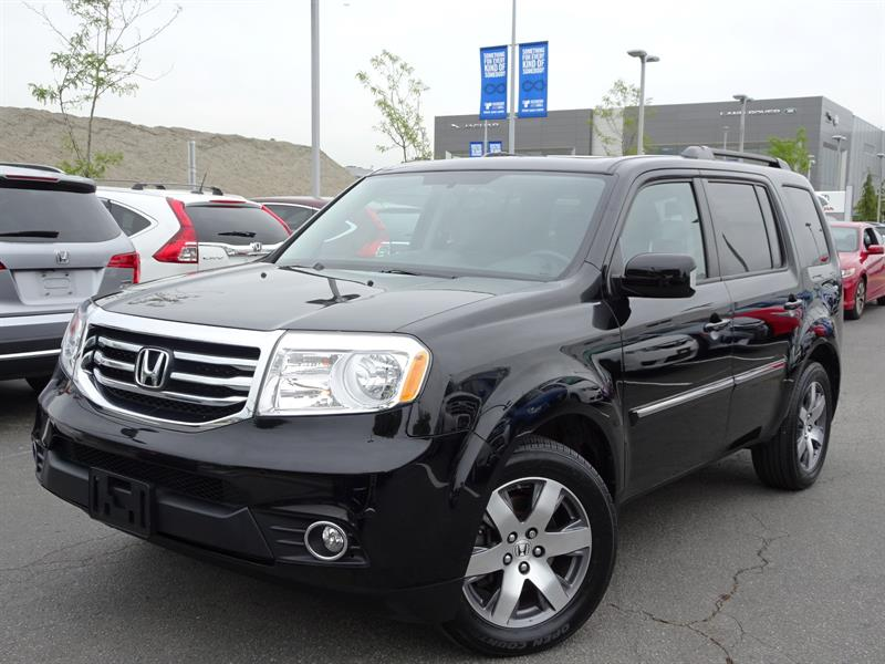 2015 Honda Pilot Touring 4WD 5AT! Honda Certified Extended Warranty #LH8101