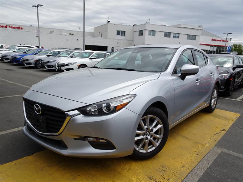 2017 Mazda MAZDA3 GS! Balance Of Factory Warranty! #B12297