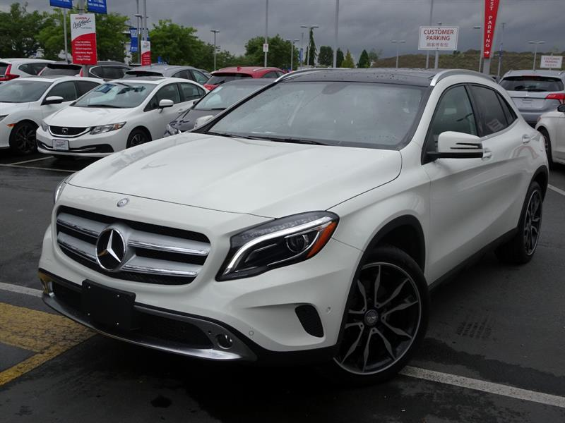 2015 Mercedes Benz GLA 250 4MATIC SUV! Balance Of Factory Warranty!