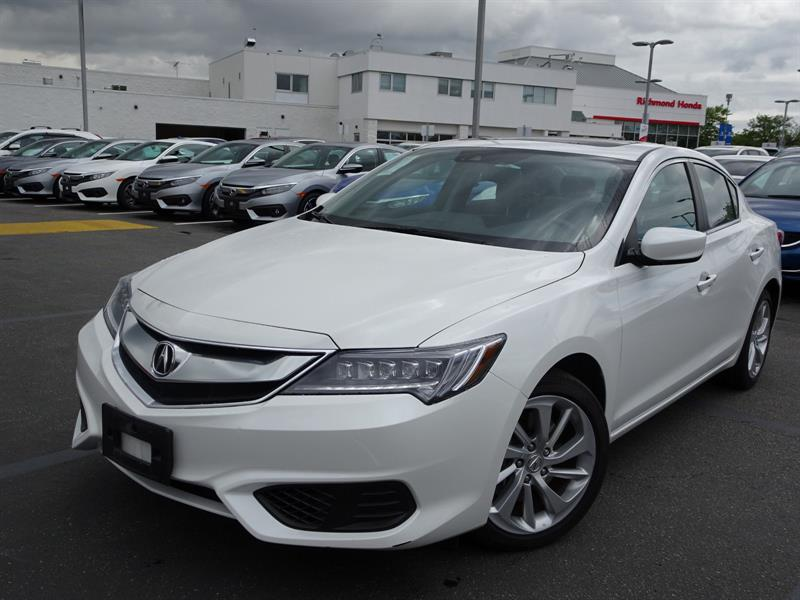 2017 Acura ILX Tech 8 SPEED AUTO! Balance Of Factory Warranty! #LH8183