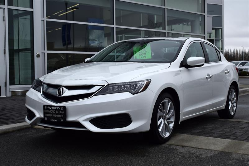 2017 Acura ILX 4dr Sdn Tech Bluetooth Sunroof Camera #896605A