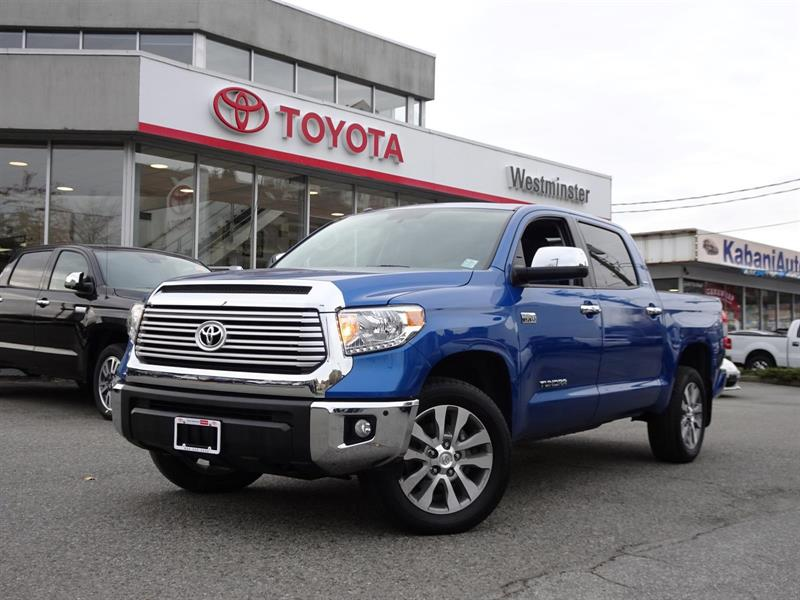 2016 Toyota Tundra Crewmax Limited #P6410T