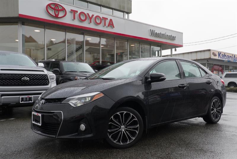 2015 Toyota Corolla SE Upgrade #CR18129A