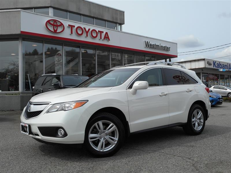 2014 Acura RDX Technology Package #RH18594A