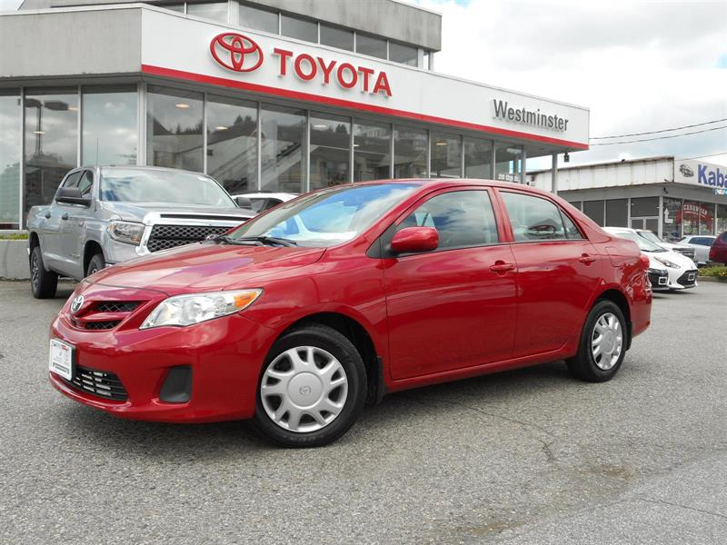 2013 Toyota Corolla CE #P6574T