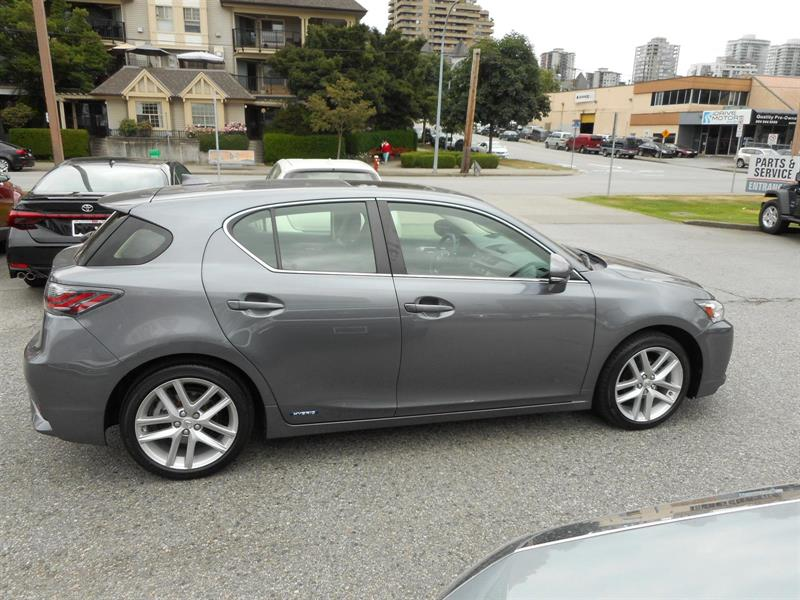 2015 Lexus Ct 200h CT200H Hatchback Used For Sale In New Westminster At  Westminster Toyota