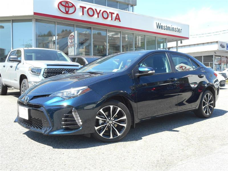 2017 Toyota Corolla SE Upgrade Package #P6594T