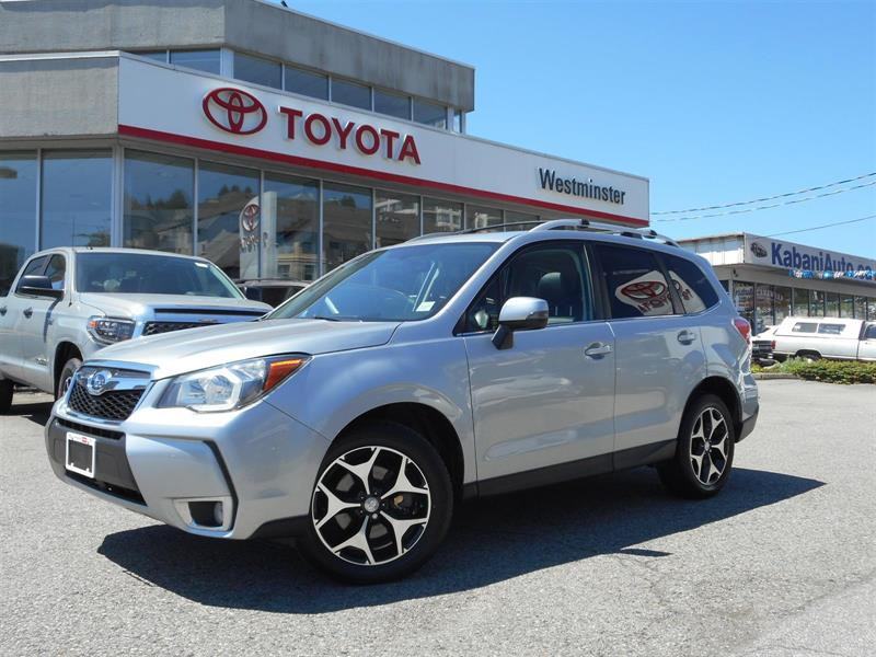 2014 Subaru Forester XT Touring Limited #SE18963A
