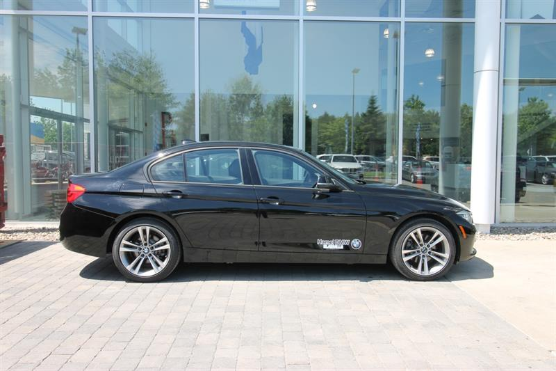 2018 BMW 330XI 330i xDrive Sedan #18-374N