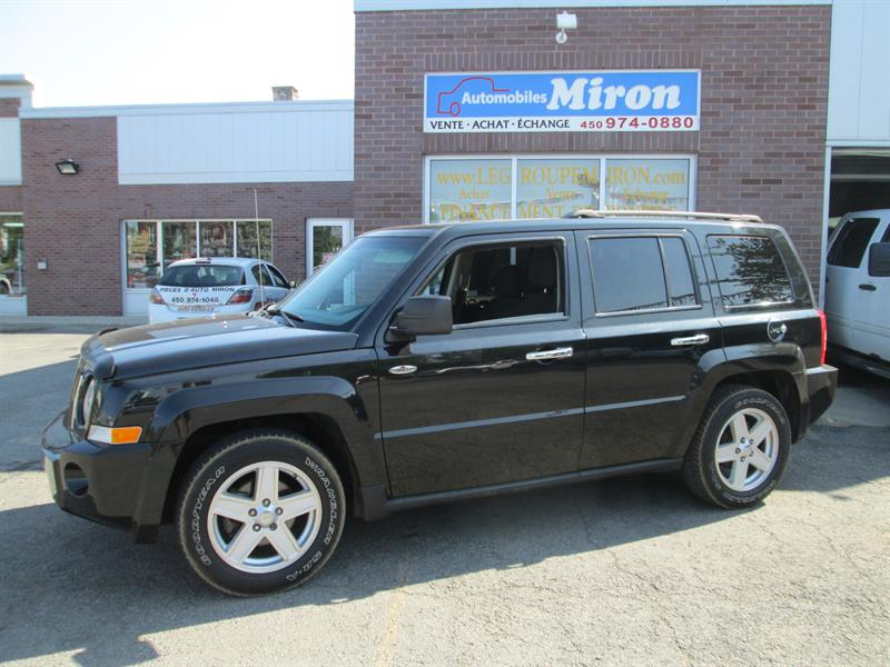 Jeep Patriot 2010 FWD 4dr #420718