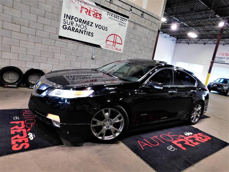 Acura Tl A Vendre >> 2010 Acura Tl A Spec Sh Awd Elite Used For Sale In Dorval At Autos