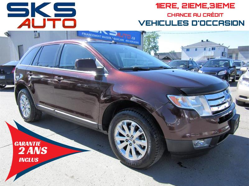 Ford EDGE 2009 Limited AWD (GARANTIE 2 ANS INCLUS) #SKS-4093-4
