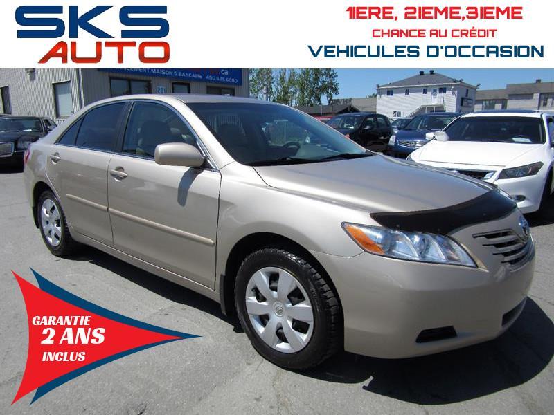 Toyota Camry 2009 (GARANTIE 2 ANS INCLUS) *FINANCEMENT MAISON* #SKS-4104-4