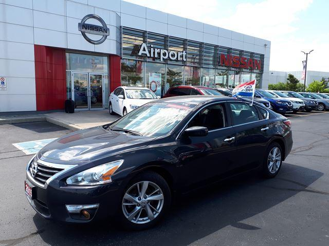2015 Nissan Altima 2.5 SV LOADED,NAVI,ROOF,ALLOY #P1720