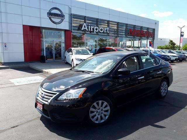 2013 Nissan Sentra SV ABS,HEATED SEATS,POWER WIND #P1724