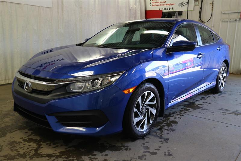 Honda Civic Sedan 2016 EX #C2693B