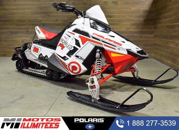 Polaris 800 Switchback Pro-R 2012