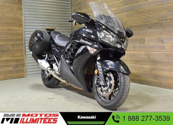 Kawasaki Concours 14 2013