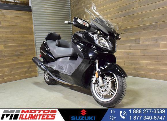 Suzuki Burgman 650 Executive ABS 2010