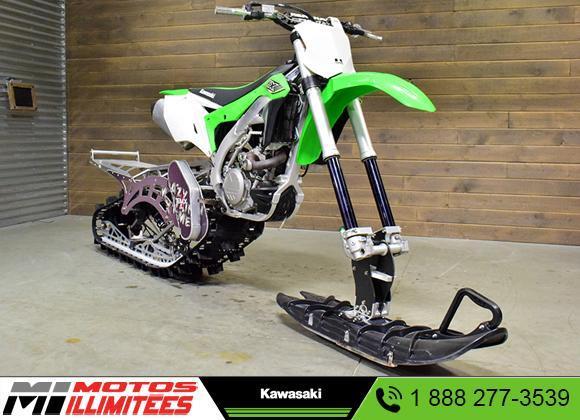 Kawasaki KX450F Kit CMX 129 inclus 2017