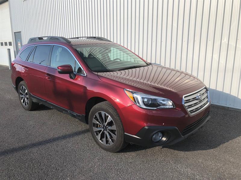 Subaru Outback 2017 CVT 3.6R Limited EyeSight #ACC-03