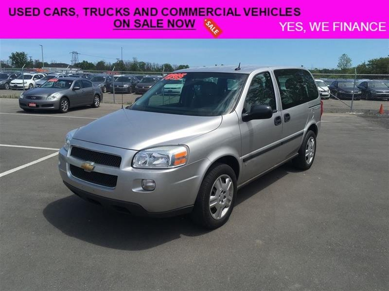 2008 Chevrolet Uplander LS  LOW Km's!! #018075