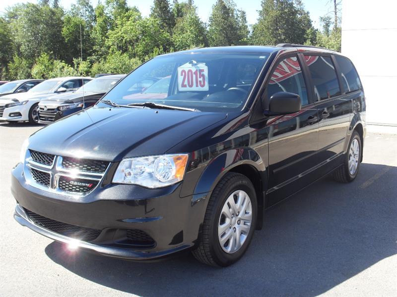Dodge Grand Caravan 2015 4dr Wgn Canada Value Package #H18154A