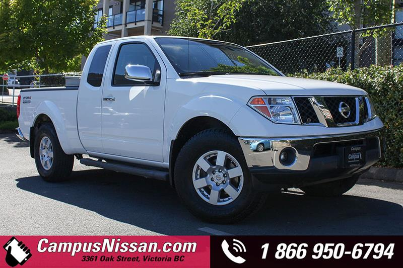 2007 Nissan Frontier King Cab 4X4 #8-U630A