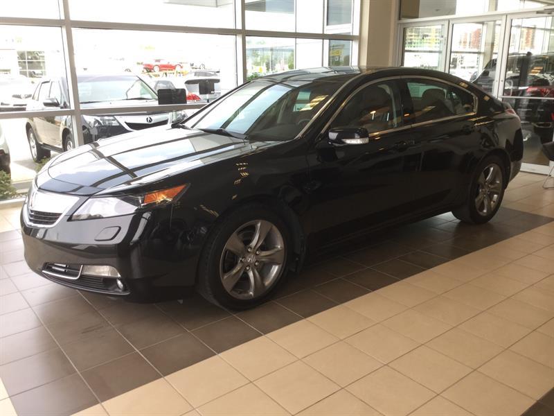 Acura TL 2014 SH-AWD ** TECH ** GPS #pu5811
