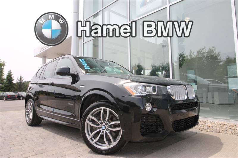 2015 BMW X3 AWD 4dr xDrive35i 2,9% 84 MOIS #u18-156