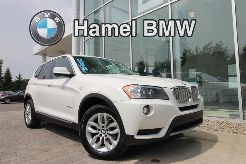 BMW X3 2011 AWD 4dr 28i #18-020a