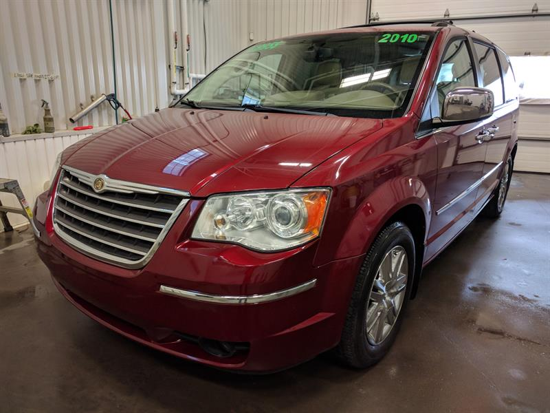 Chrysler Town - Country 2010 Limited ( V6 4.0L, CUIR, TOIT, SIÈGE MÉMOIRE) #04908